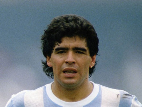 Footballing Legend Maradona Dies Of A Heart Attack Aged 60