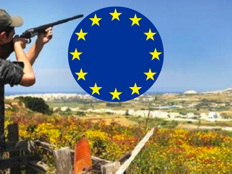 EU To Initiate Proceedings Against Malta For Failing To Comply With Hunting Laws