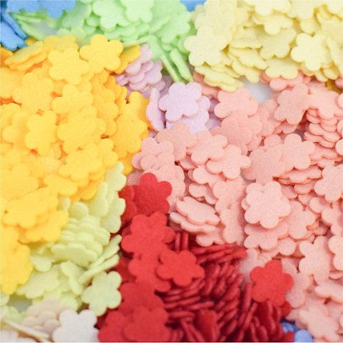 Flor Redonda 5 pontas