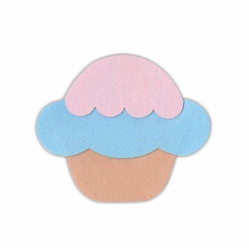 Cupcake (Azul)