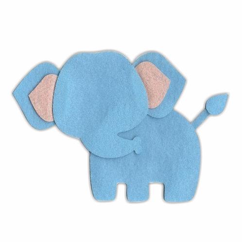 Elefantinho (Azul Claro)