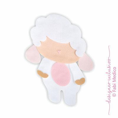 Ovelhinha Rosa