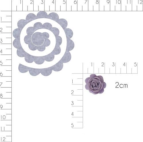 Rosinha Espiral