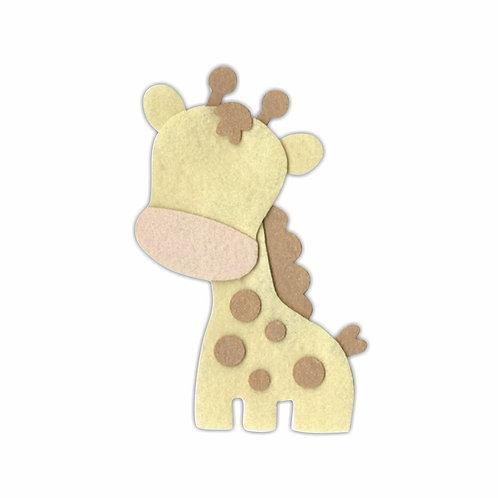 Girafinha (Creme/Caramelo Havaí)