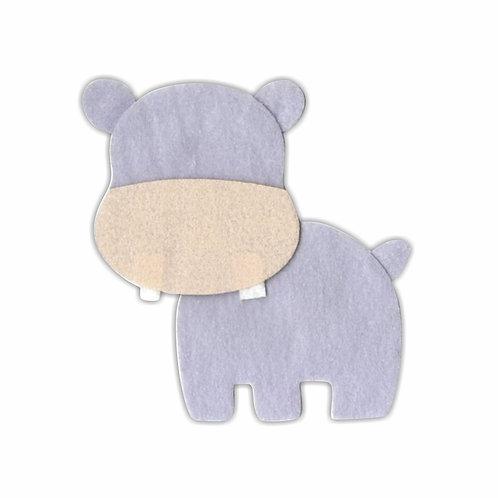 Hipopótamo (Lilás)