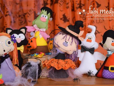 Turminha Halloween!!!