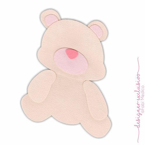 Urso G (Bege Palha)