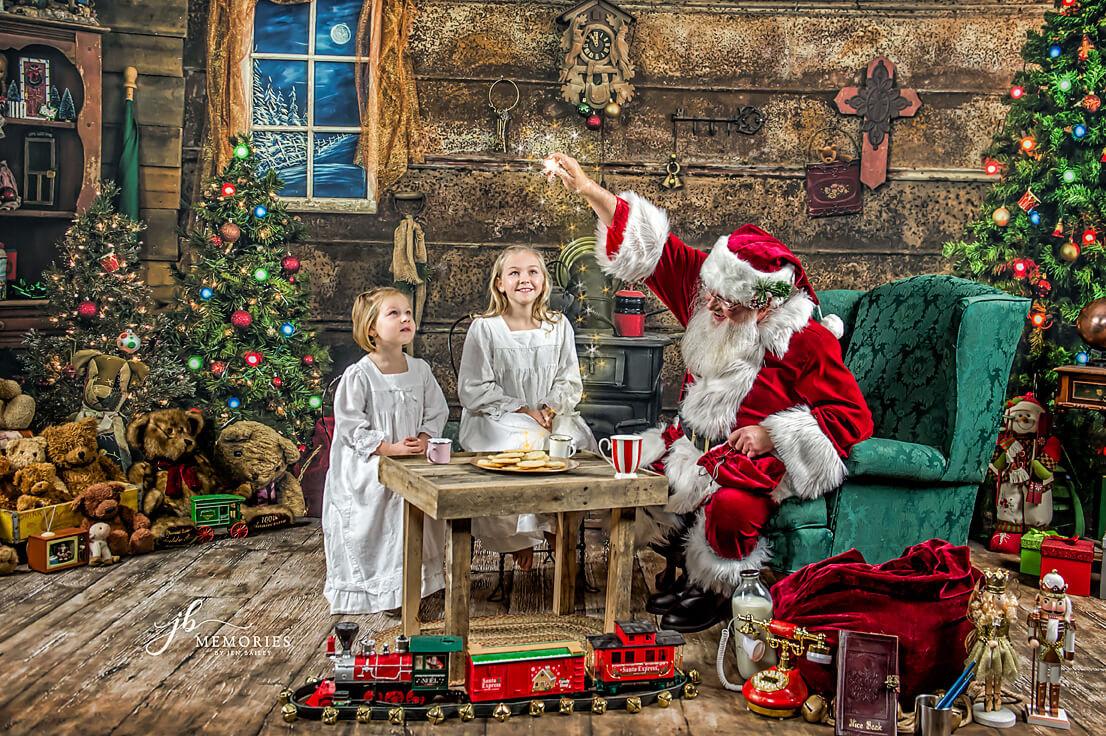 Memories by Jen Bailey-Santa Experience