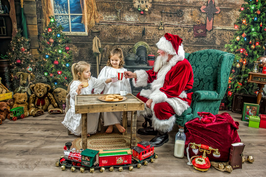 Memories by Jen Bailey Santa Experience