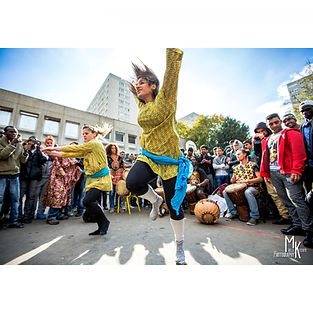 danses africaines fusion démo