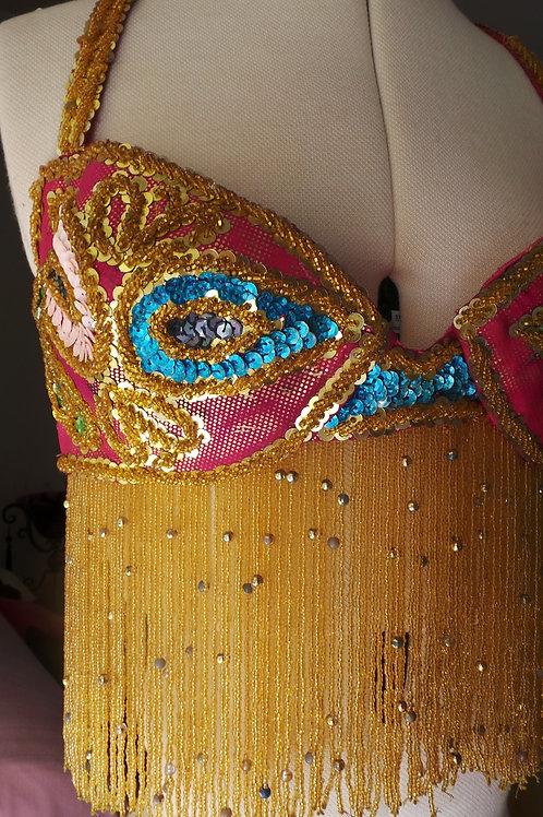 Costume Pro Orientale Cabaret