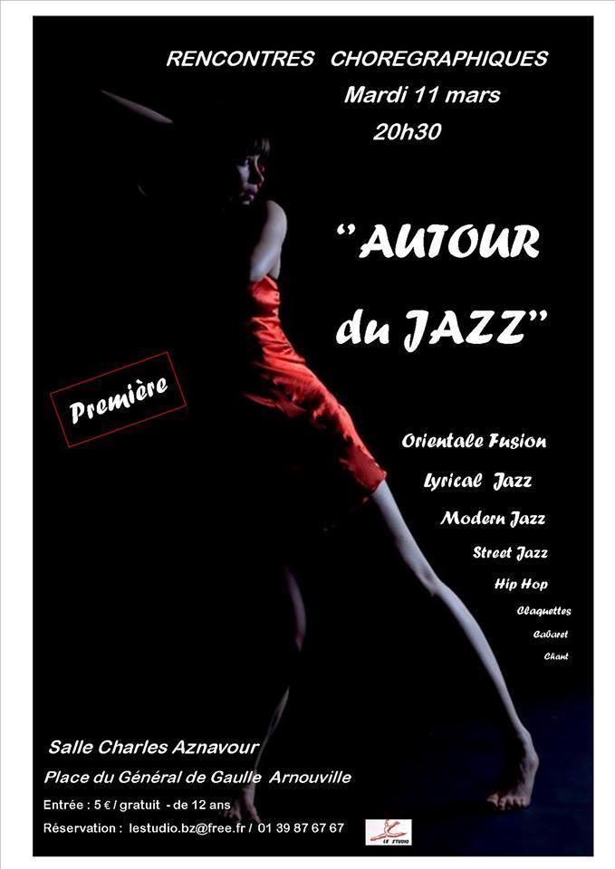 autour du jazz paris