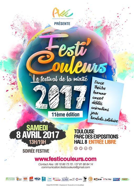 Festi couleurs 2017