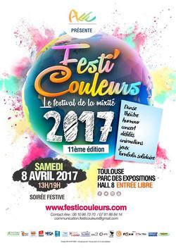 Festi Couleurs Toulouse