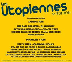 les Utopiennes Festival