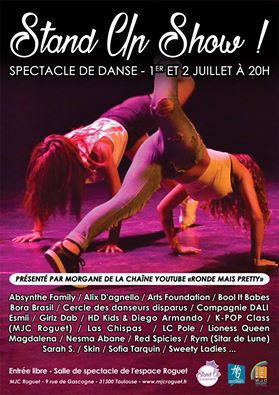 Show dance Toulouse