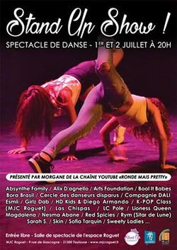Show dance Toulouse