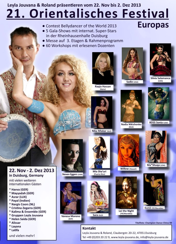 contest the bellydancer of the world