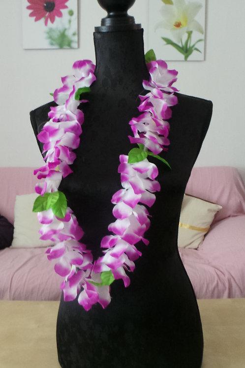 Colier de fleures /Gros