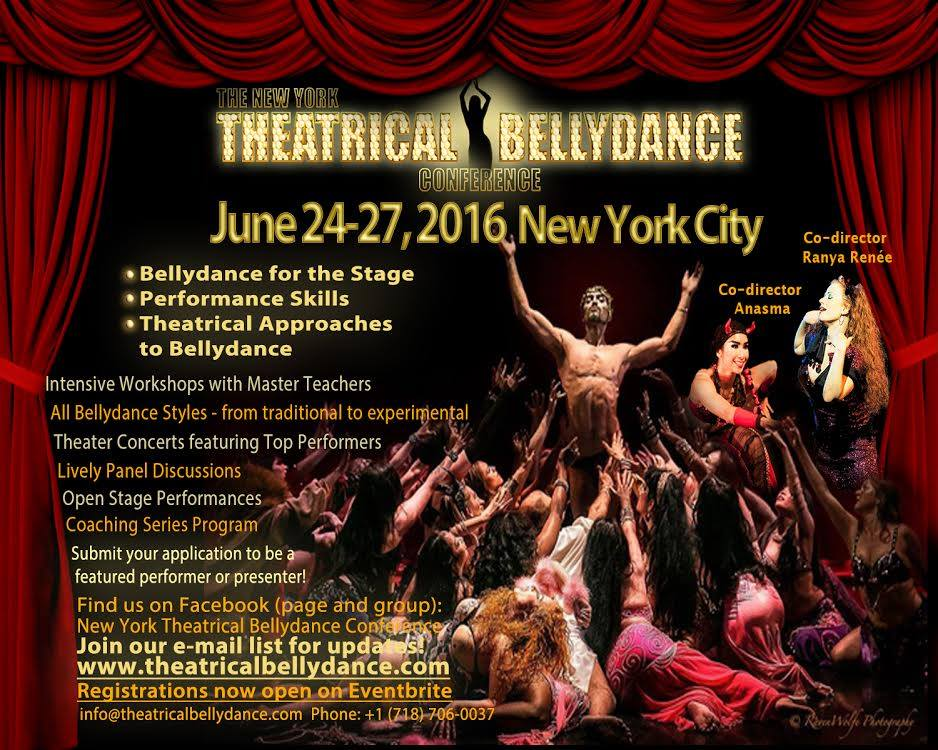 theatrical Bellydance