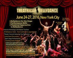 theatrical Bellydance