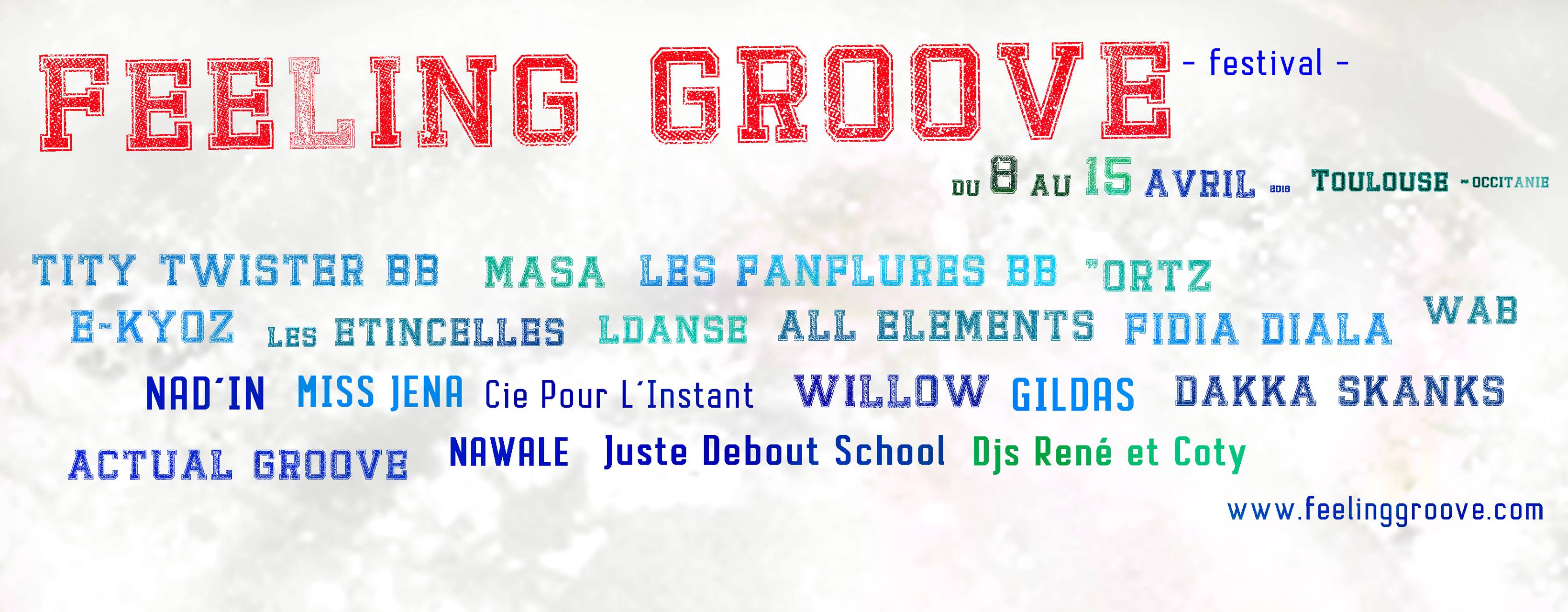 Feeling Groove Festival Toulouse
