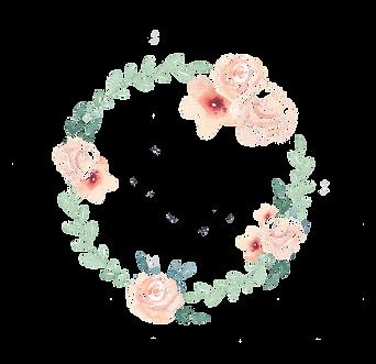 aquarell-blumenkranz-aquarell-naturliche