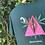 """Thumbnail: 420  """"Prende este ollie"""" Tshirt / Color Verde moña"""