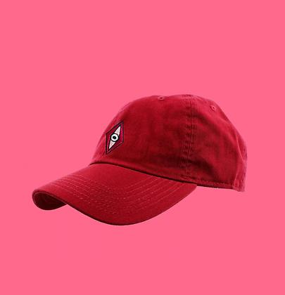 """""""Dad Hat """" Red Wine"""