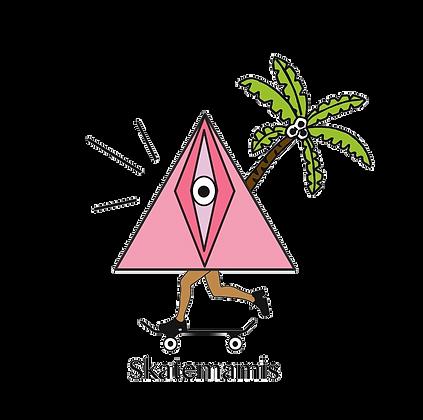 Logo Oficial Sticker