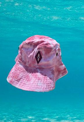 Bucket Hat PINKY TIE DYE