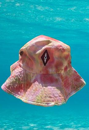 Bucket Hat WATERMELON TIE DYE
