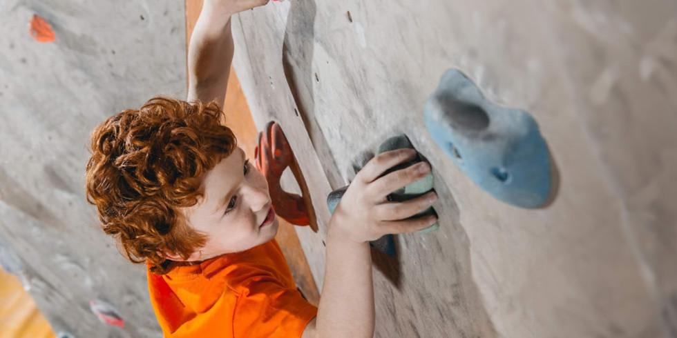 Kinder Kletterkurs 6-9 Jahre - Donnerstag
