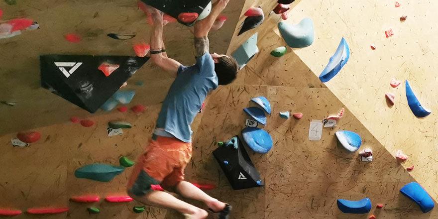 Erwachsene Boulderkurs - Mittwoch