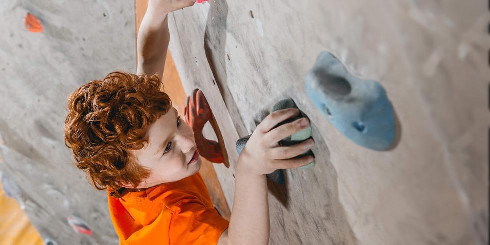 Kinder Kletterkurs Anfänger 6-9 Jahren Dienstag