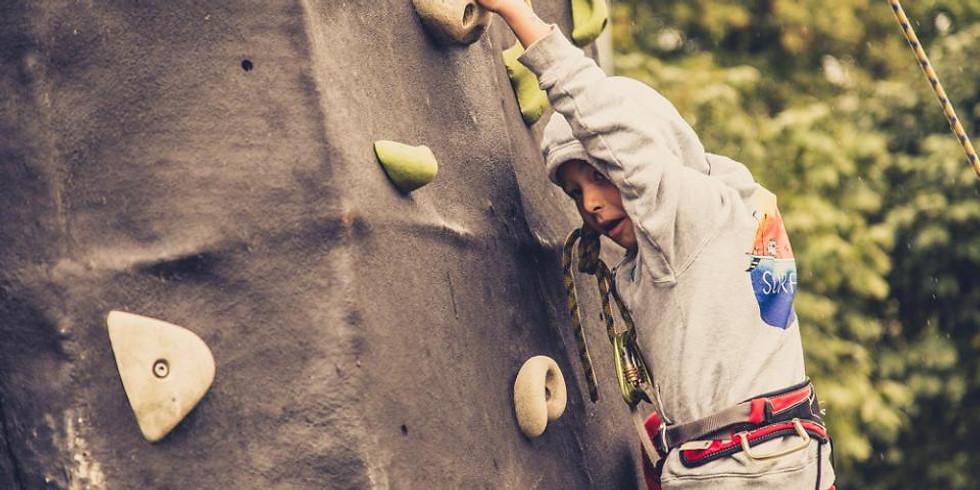 Kinder Kletterkurs Anfänger 6-9 Jahre Sonntag