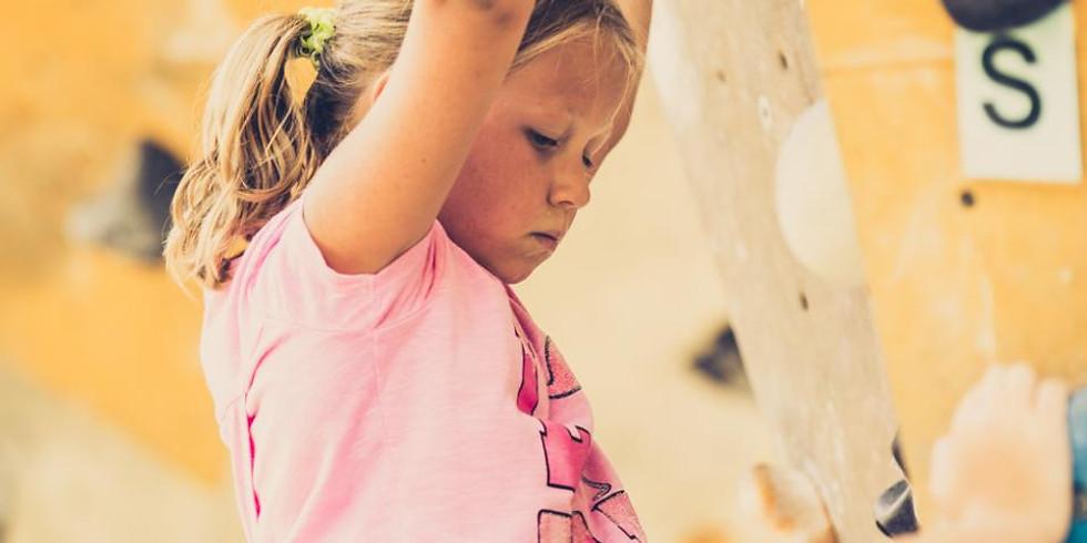 Kinder Kletterkurs 6-9 Jahre - Mittwoch