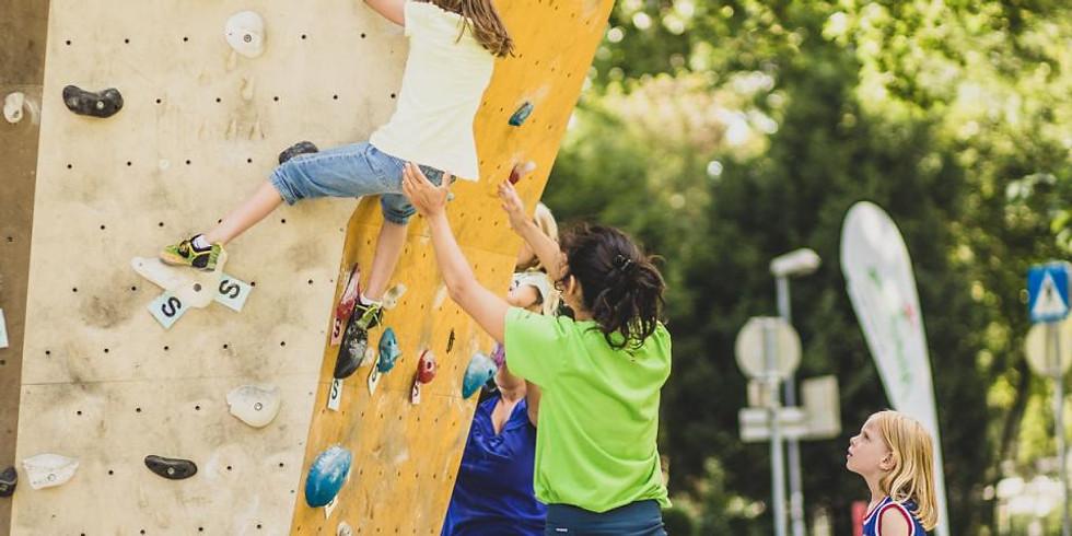 Kinder Kletterkurs 2019 - Mittwoch