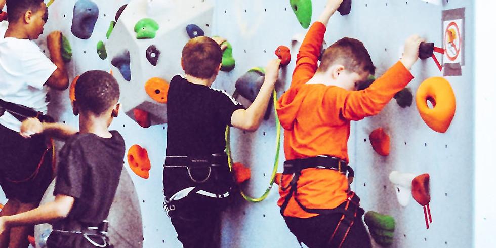 Kinder Kletterkurs Anfänger 6-9 Jahre Donnerstag