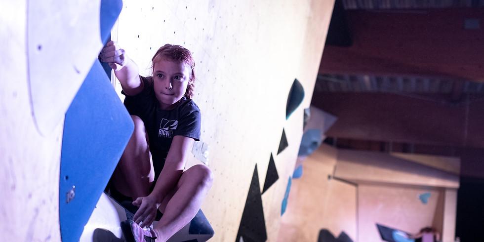 Kinder Kletterkurs Anfänger 6-9 Jahre Mittwoch
