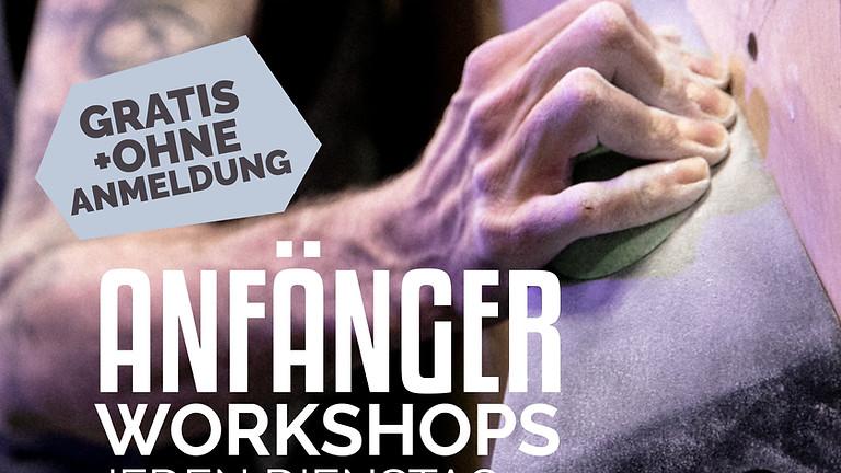 Gratis Anfänger Workshop