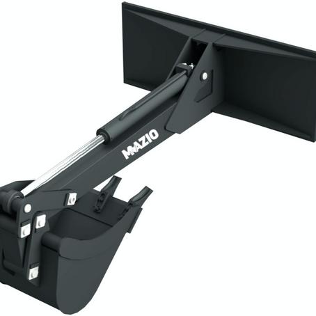Skid Steer | Fixed-Arm Backhoe