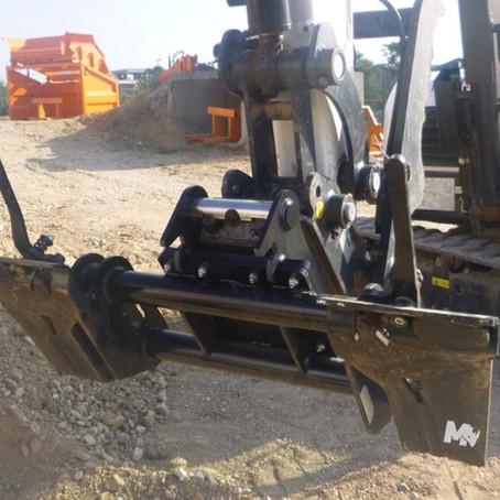 Skid Steer | ISO24410 Adapter Plate