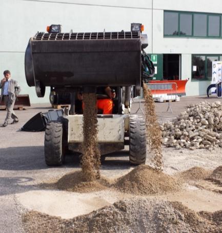 Skid Steer | Cement Mixer Dual
