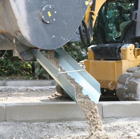 Skid Steer | Cement Mixer SD