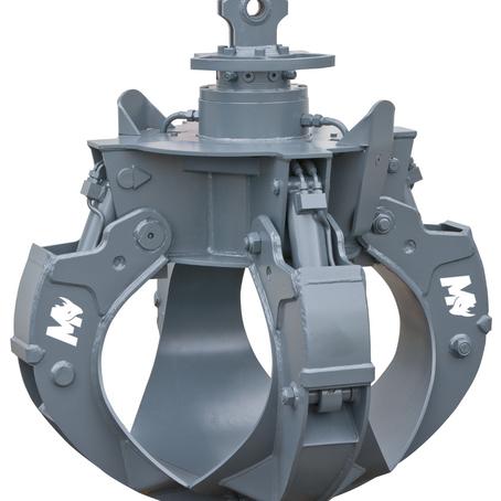 Grab Tools | Polyp Scrap | SGP Series Medium Excavators