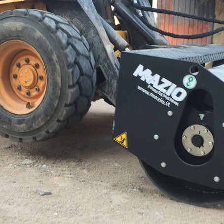 Skid Steer | Vibratory Roller | Road Roller Compactor