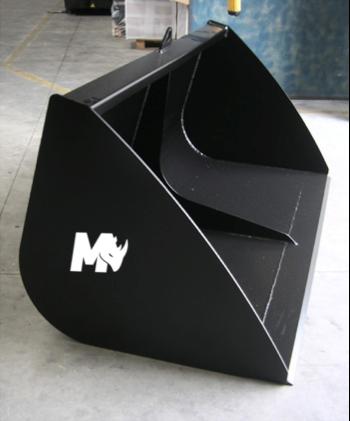 Skid Steer | Light Materials Bucket