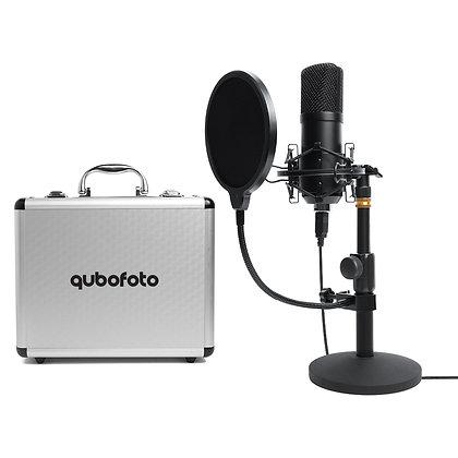 Professional Studio Microphone Metal Voice Recording Usb Condenser