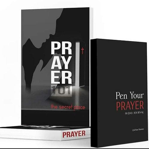 PRAYER101: the secret place